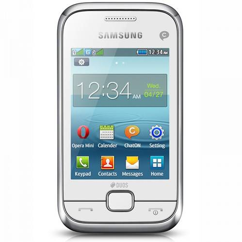 Jual Samsung Champ Deluxe Duos C3312