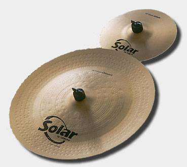 Jual Sabian SOLAR 16' Crash / 16' Chinese & ALCHEMY AMSX-SP10