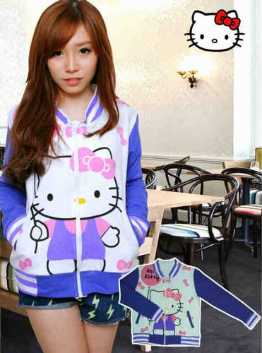 Jual Jaket, Cardigan, Sweater Hello Kitty - Melody