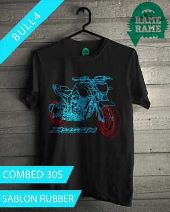 Jual Kaos Motor Yamaha Byson