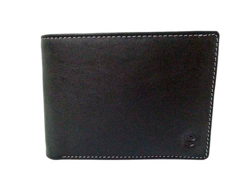Jual DOMPET KULIT EAGLE BLACK AND BROWN COLOUR