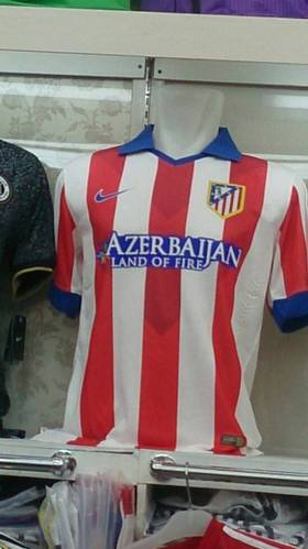 Jual JERSEY ATLETICO MADRID 2014-2015