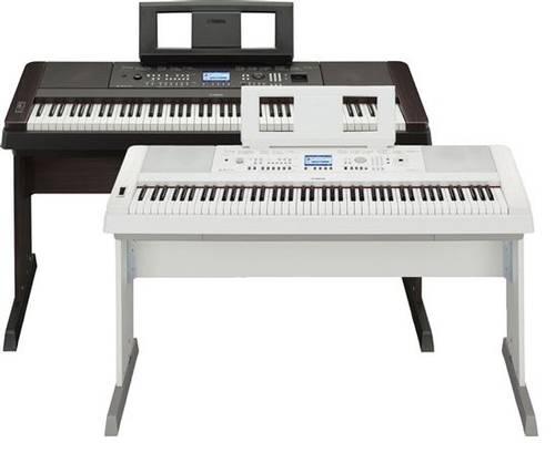 Dinomarket pasardino digital piano yamaha dgx 650 new for Yamaha 650 piano