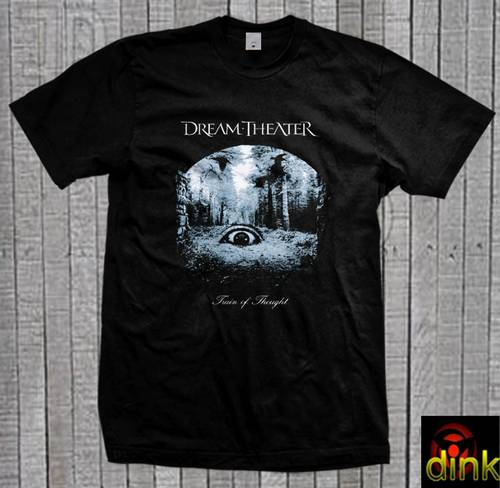 Jual Kaos DREAM THEATER METAL ROCK BAND T-SHIRT Kode: DTH02