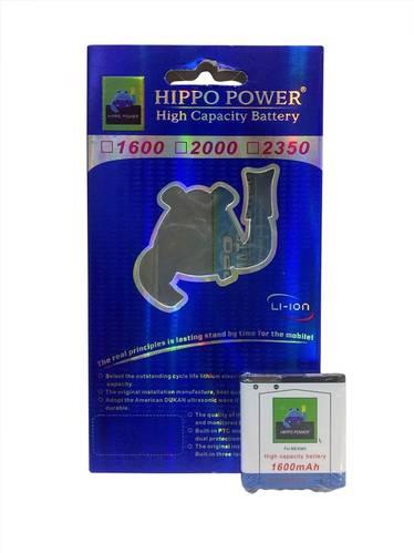 Jual Baterai EM1 Hippo 1600 mAh For Blackberry Appolo 9360/9350/9370