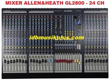 Harga Jual Harga Mixer Allen Heath 16 Ch