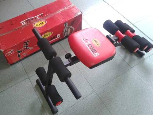 DINOMARKET PasarDinoTM Alat Fitnes Dirumah Six Pack Care