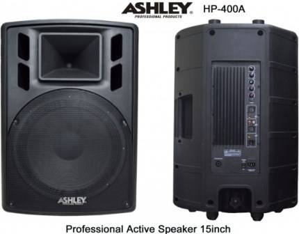Jual Speaker Active & Passive  ASHLEY