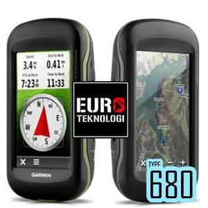Jual GPS Garmin Oregon 680 Murah Bergaransi Resmi - Euro Teknologi