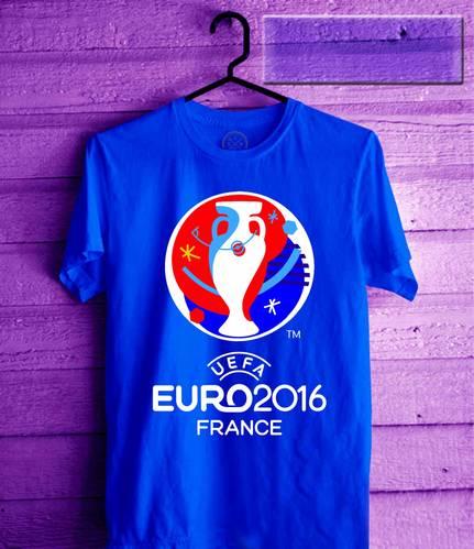 Jual Kaos EURO 2016 France