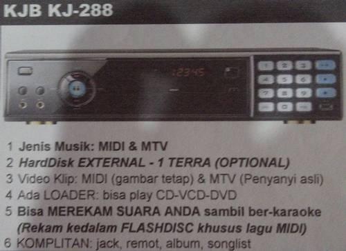 Karaoke Kjb Kj 777 dinomarket pasardino player karaoke geisler kjb jumong