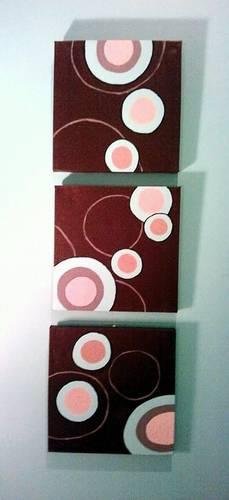 Jual Lukisan Modern minimalis berkualitas, untuk Dekorasi Interior Ruangan 63-80