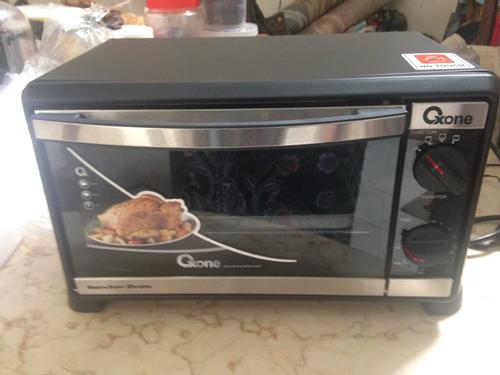 DINOMARKET PasarDinoTM Oven Listrik OX828 Pemanggang
