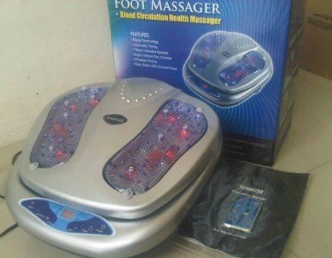 Jual alat akupuntur tens terapi stroke foot massager