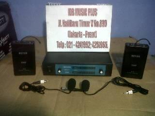 Jual Microphone Wireless  SHURE - SENNHEISER - BEYER - ASHLEY  (Original)