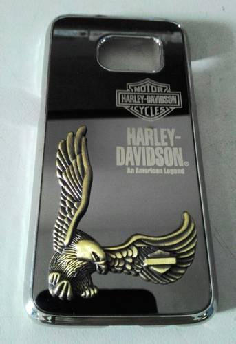 Jual Casing Samsung S-7 Harley Logo