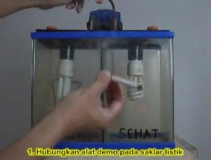 LAMPU SEHAT (Healthy Lamp) - Keluarga SEHAT Rumah TERANG
