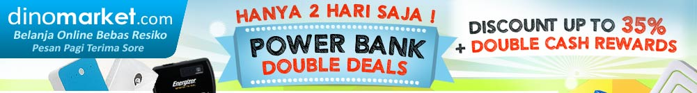 Power Bank Double Deals