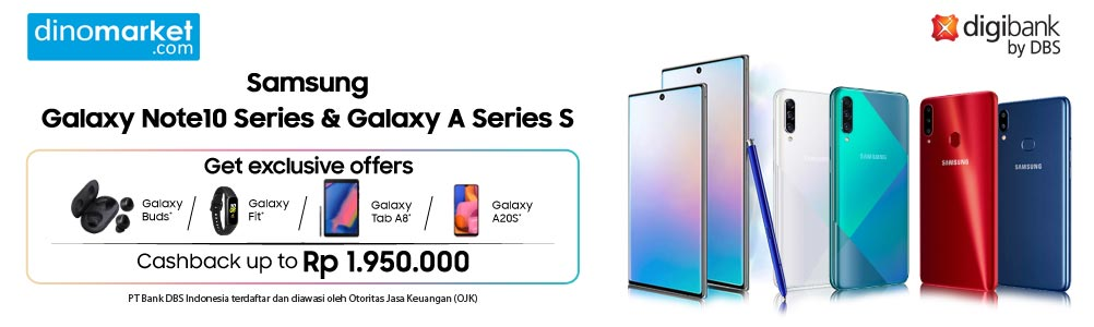 Samsung Galaxy Note 10   A series - DBS