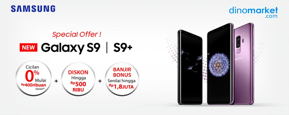 Samsung Galaxy S9 | S9+ Special Offer