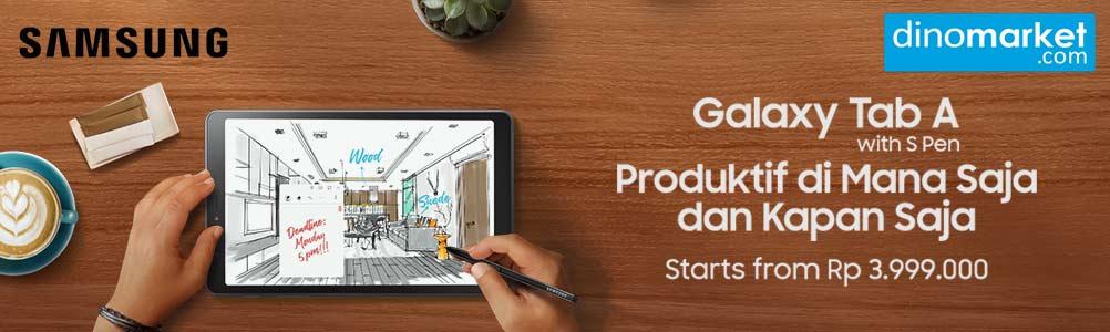 Samsung Galaxy Tab A8 with S Pen 2019