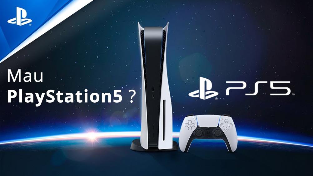 Mau PlayStation 5
