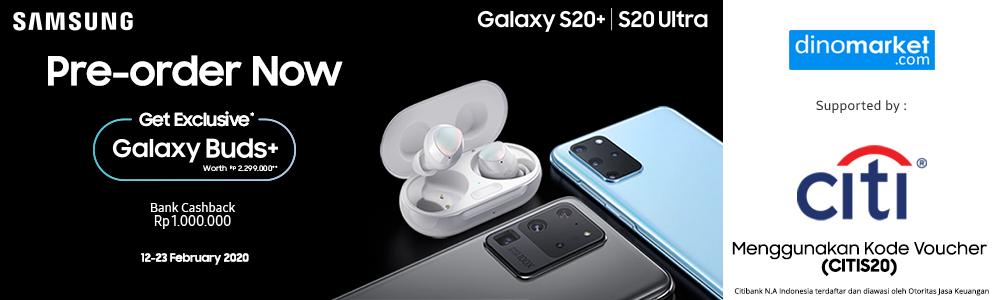 Galaxy S20 Citi