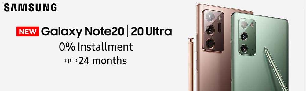 Samsung Galaxy Note20 & Note20 Ultra