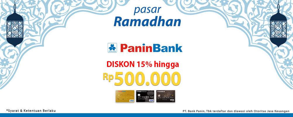 Panin Bank - Pasar Ramadhan