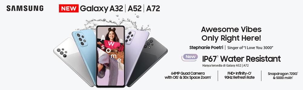 NEW Samsung Galaxy A Series