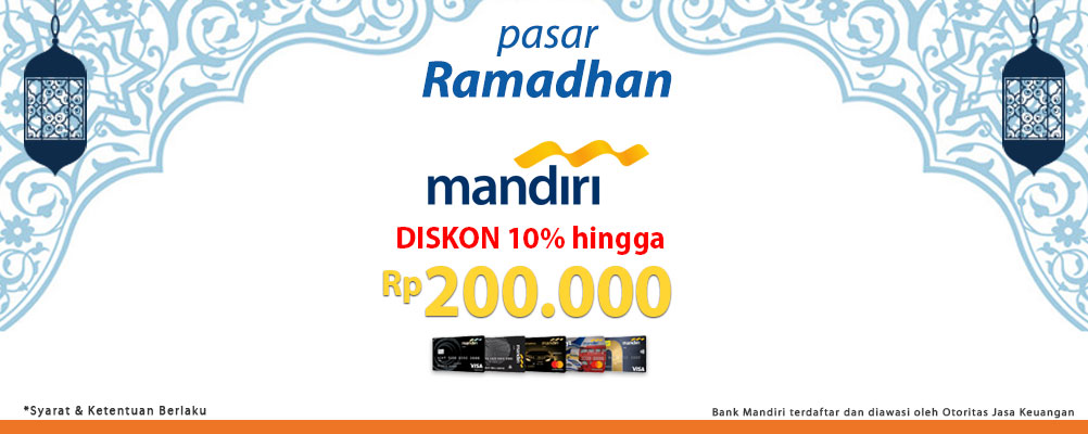 Bank Mandiri - Pasar Ramadhan