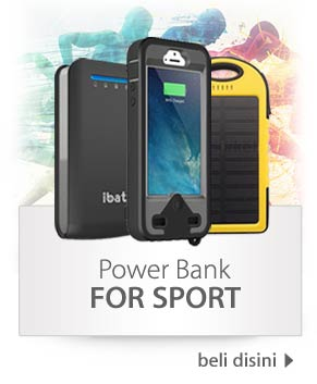 Power Bank for Sport