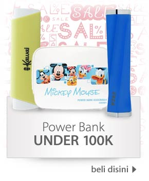 Power Bank UNDER 100K