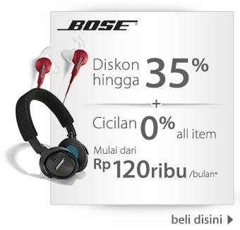 BOSE High End Headphone