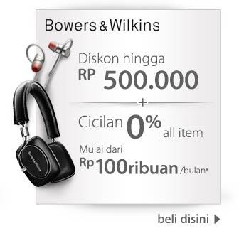 BOWER & WILSKIN High End Headphone