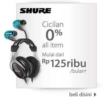 SHURE High End Headphone