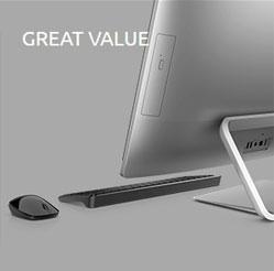Dashboard Desktop Great Value HP