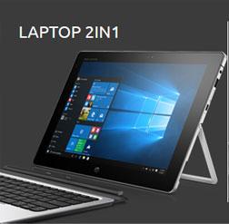 Dashboard Laptop 2 In 1 HP