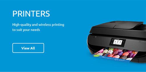Dashboard Printer HP