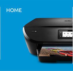 Dashboard Printer Home HP