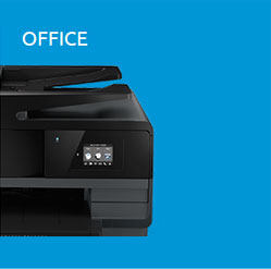Dashboard Printer Office HP