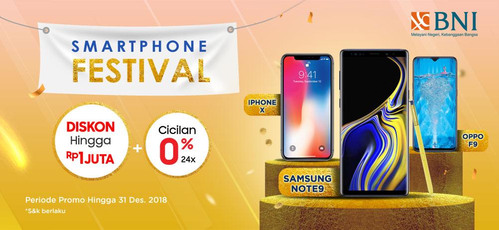 AksenBelanja Smartphone Festival