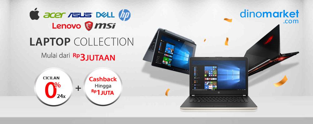 Koleksi Laptop dan Notebook
