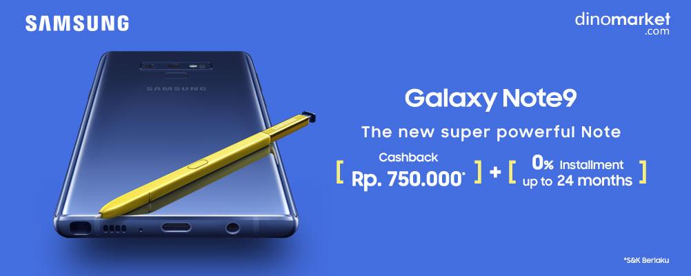 NEW Samsung Galaxy Note9