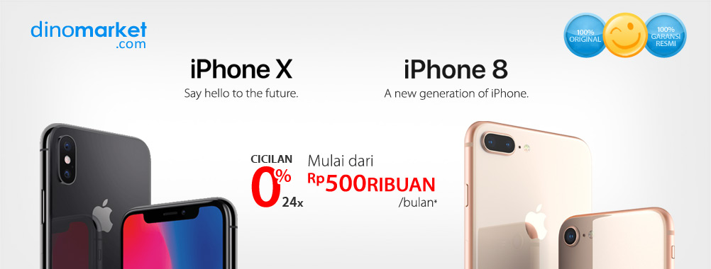 Apple iPhone X & iPhone 8