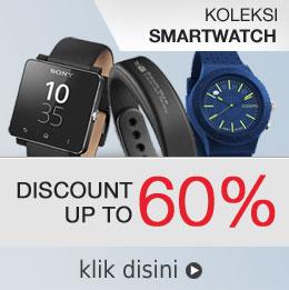 Koleksi Smartwatch