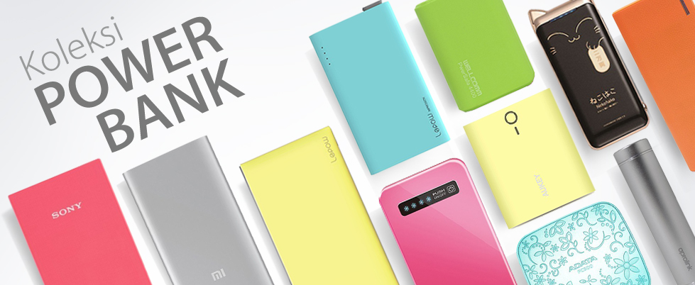 Koleksi Power Bank
