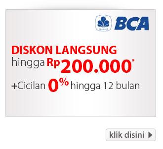 Promo BCA