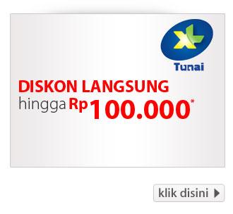 Promo XL Tunai