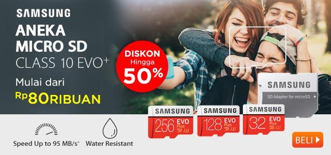 Samsung Micro SD Evo